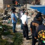 Trágica muerte de una niña en un taller clandestino incendiado